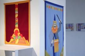 Sešívaný svět - výstava