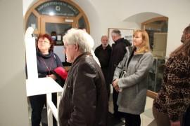 Kamenosochařská škola Hořice - vernisáž