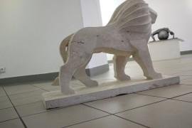 Kamenosochařská škola Hořice - výstava
