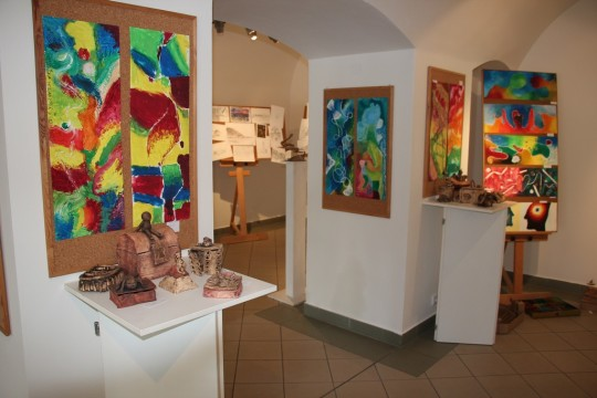 Tajemství III - výstava