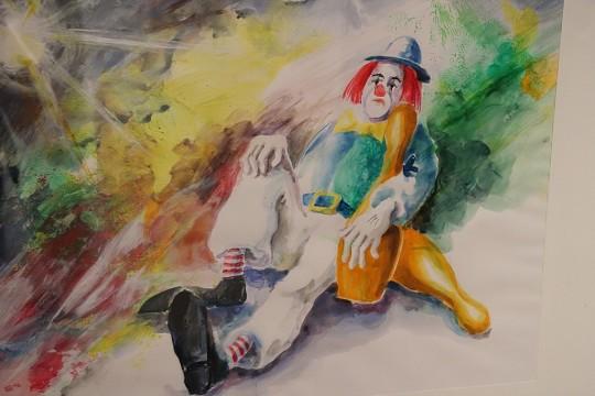 Cirkus Svět - vernisáž