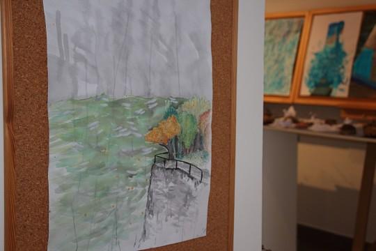 Od kapičky k potůčku - výstava