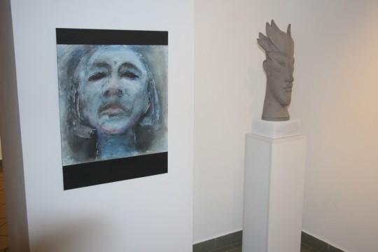 Proměny tváře - vernisáž a výstava